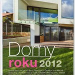 Chalupy Rajsko mezi nejhezčími domy roku 2012!