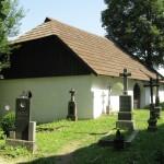 Kostel na Mouřenci, kostnice